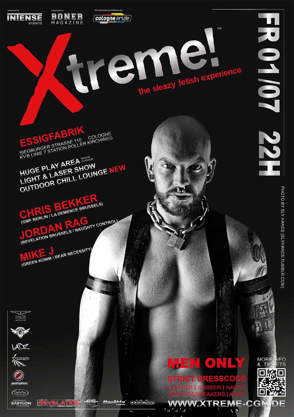 Xtreme Poster 2016
