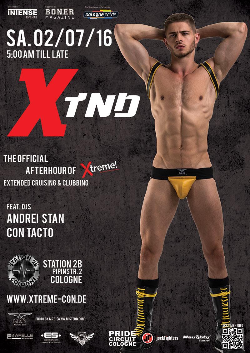 XTND Poster 2016